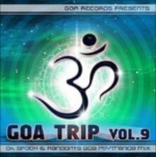 Goa Trip 9 - CD Audio