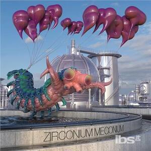 Zirconium Meconium - Vinile LP di Fever the Ghost