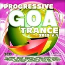 Progressive Goa Trance - CD Audio