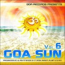 Goa Sun 6 - CD Audio