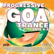 Progressive Goa Trance 5 - CD Audio
