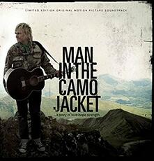 Man in the Camo Jacket (Colonna Sonora) (Coloured Vinyl - Import) - Vinile LP di Mike Peters