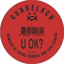 Remixes - Vinile LP di Gundelach