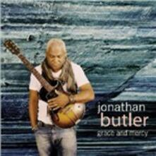 Grace and Mercy - CD Audio di Jonathan Butler