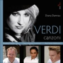 Canzoni - CD Audio di Giuseppe Verdi