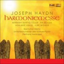 Harmoniemesse - CD Audio di Franz Joseph Haydn