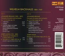 Concertos - CD Audio di Johannes Brahms