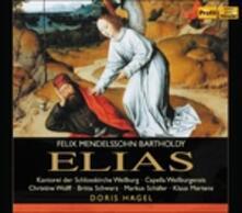 Elias - CD Audio di Felix Mendelssohn-Bartholdy