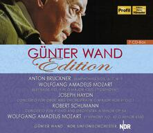 Edition - CD Audio di Günter Wand