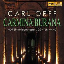 Carmina Burana - CD Audio di Carl Orff