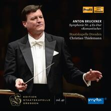 Sinfonia n.4 - CD Audio di Anton Bruckner