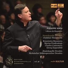 Messa da Requiem - CD Audio di Giuseppe Verdi