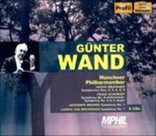Sinfonie N.4, N.6, N.8, N.9 - CD Audio di Anton Bruckner