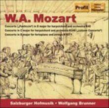 Concerti per Pianoforte - CD Audio di Wolfgang Amadeus Mozart