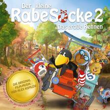 Der Kleine Rabe Socke 2 (Colonna Sonora) - CD Audio