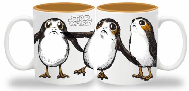 Funko POP! Homewares Star Wars Episode 8. The Last Jedi. Mug Porgs - 2