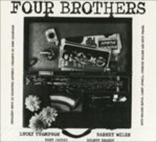 Four Brothers - CD Audio di Lucky Thompson,Barney Wilen