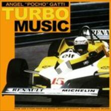 Turbomusic - Vinile LP di Angel Pocho Gatti