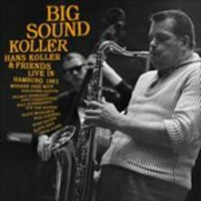 Big Sound Koller - Vinile LP di Hans Koller