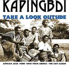 Take a Look Outside - Vinile LP di Kapingbdi