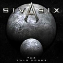 The Twin Moons - CD Audio di Siva Six