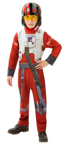 Folat 620264R-M costume di carnevale Secondary Hero Battler