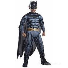 Costume Batman Deluxe Con Muscoli B.No