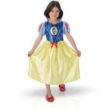 Costume Classico Da Biancaneve Per Bambina 5 A 6 Anni