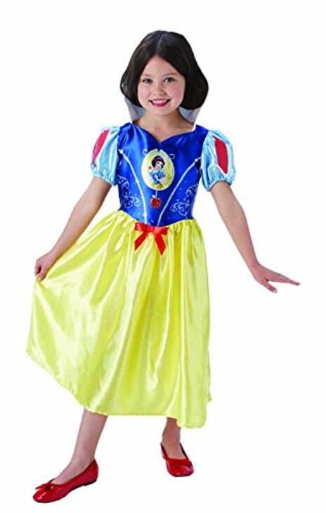 Costume Biancaneve taglia L