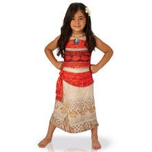 Costume Vaiana Deluxe Taglia M