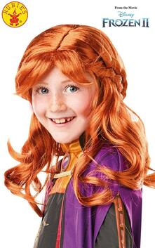 Parrucca Anna Frozen II