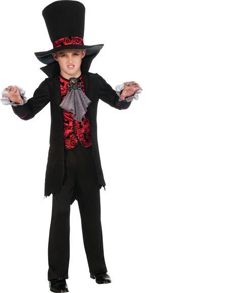 Costume Lord Vampiro Taglia S