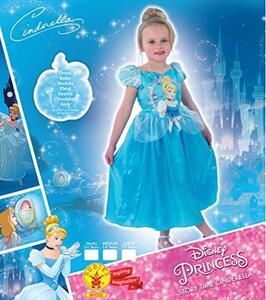 Costume Cenerentola Classico Originale Disney Large 7 - 8 Anni 128 cm - 17