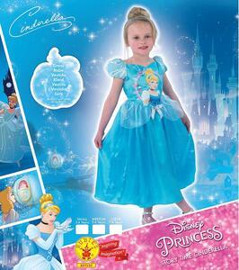 Costume Cenerentola Classico Originale Disney Large 7 - 8 Anni 128 cm - 21