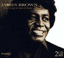Give it Up or Turn it Loose - CD Audio di James Brown