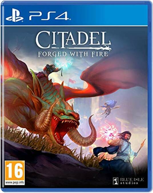 Citadel: Forged With Fire - PlayStation 4