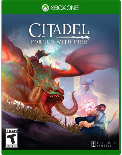 Koch Media Citadel: Forged with Fire, Xbox One videogioco Basic