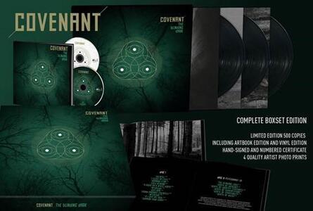 The Blinding Dark - CD Audio di Covenant - 2