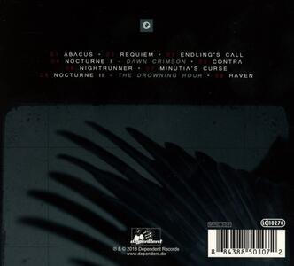 Ghost Nocturne - CD Audio di Acretongue - 2