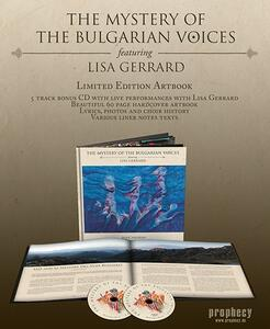 Boocheemish (Artbook Limited Edition) - CD Audio di Mystery of the Bulgarian Voices - 2