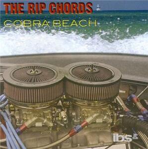 Cobra Beach - CD Audio di Rip Chords