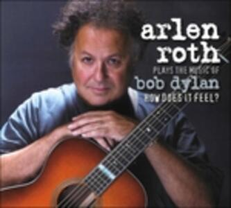 Plays Bob Dylan - CD Audio di Arlen Roth