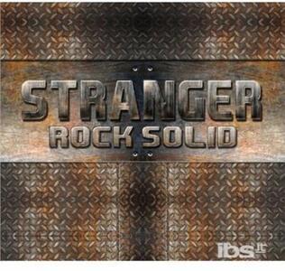 Rock Solid - CD Audio di Stranger
