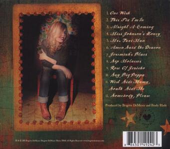 Rose Of Jericho - CD Audio di Brigitte Demeyer - 2
