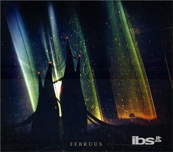 Februus - CD Audio di Uneven Structure