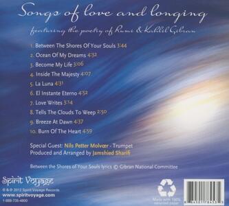 Between the Shores of Our Souls - CD Audio di Mirabai Ceiba - 2
