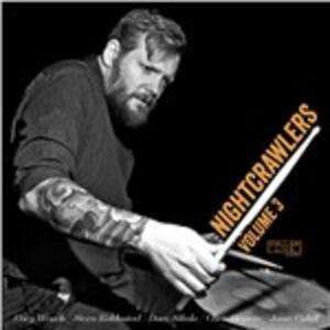 Volume 3 - CD Audio di Night Crawlers