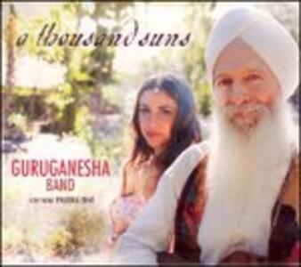 Thousand Suns - CD Audio di Guruganesha Band