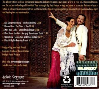 Sacred Love Meditations - CD Audio di Mirabai Ceiba - 2
