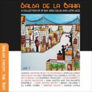 Salsa De La Bahia 1 - CD Audio